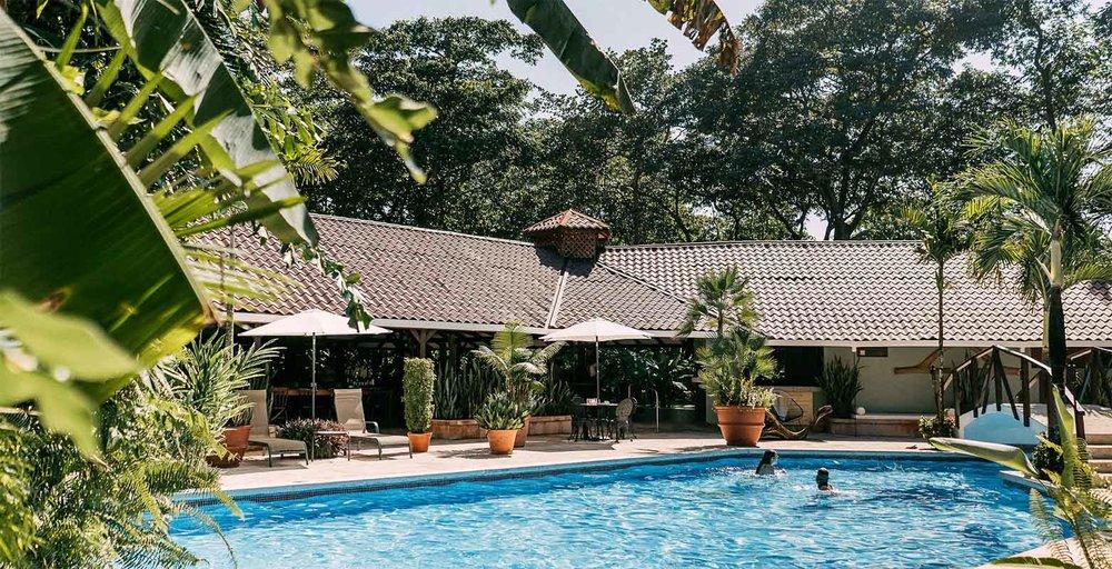 Mawamba lodge Costa Rica