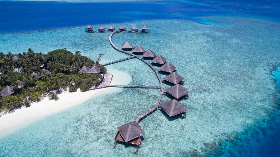 Adaaran club Rannalhi atoll Male Sud Maldives