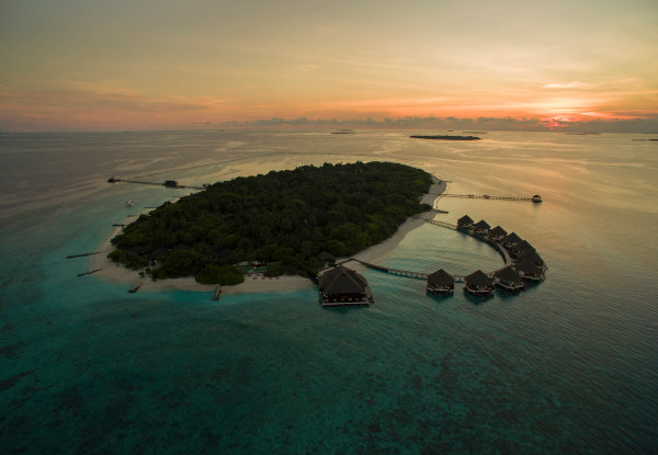 Séjour Maldives Adaaran Select Meedhuparu Atoll Raa
