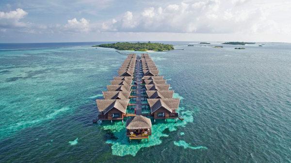 Séjour Maldives Adaaran Select Hudhuranfushi Atoll Malé Nord
