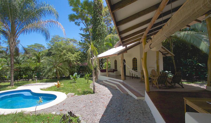 Location villa à Puerto Viejo au Costa Rica